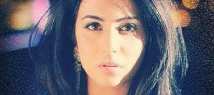 Ushna Shah Actively Supports Gaza