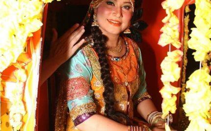 Chef Samia Jamil's Mehndi Pictures