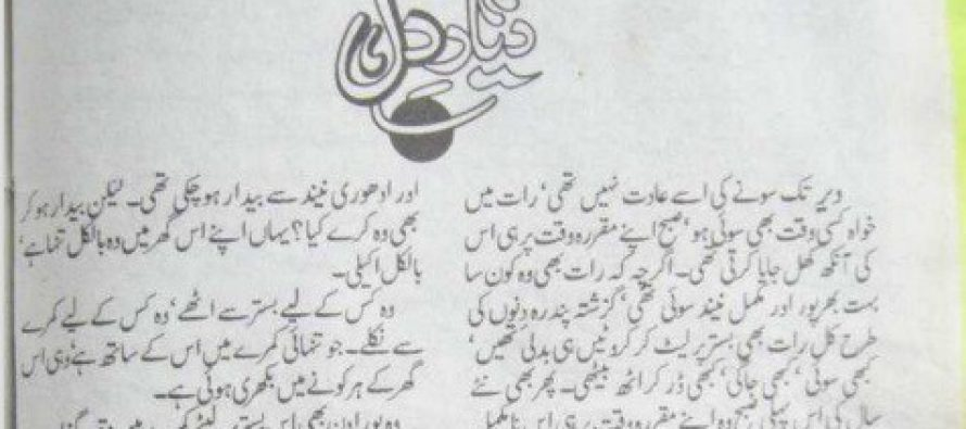Shooting starts for Dayar-e-Dil!
