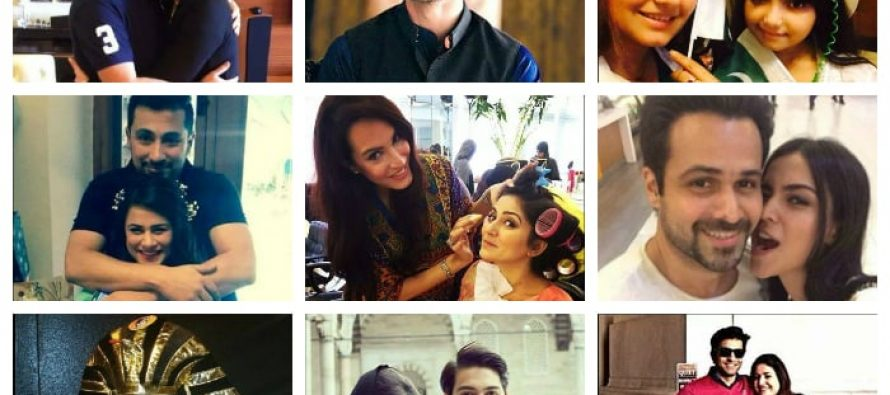 Latest Pictures Of Pakistani Celebrities