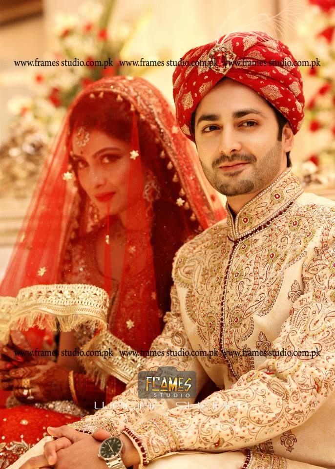 Ayeza Khan Wedding - 80 Unseen Pictures