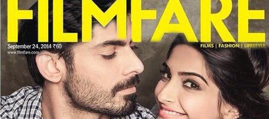 Fawad Khan Graces The Cover Of FilmFare