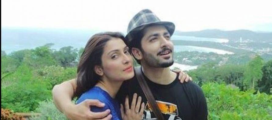 Ayeza Khan and Danish Taimoor Honeymoon Pictures