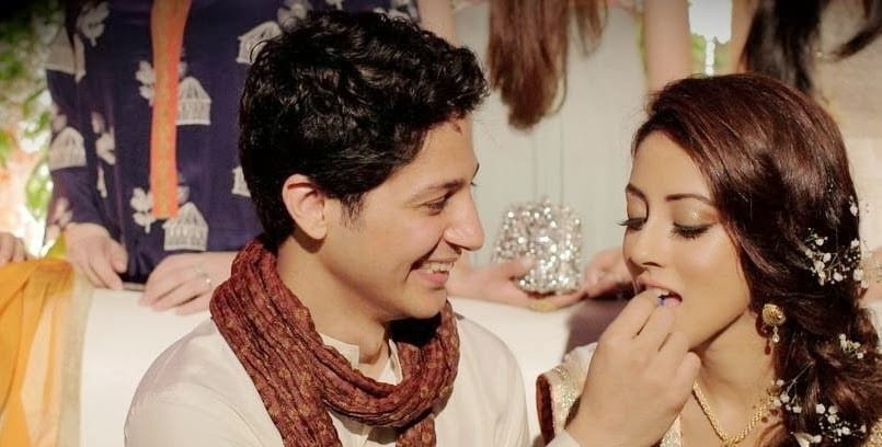 Ainy Jaffri Wedding Pics (1)