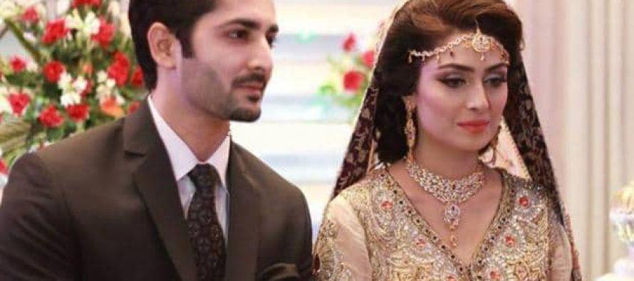 Aiza and Danish Wedding Reception Teaser