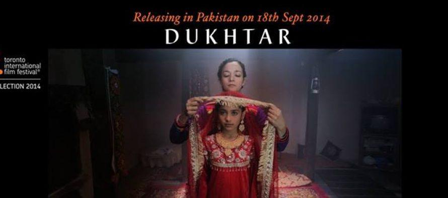 Dukhtar releasing on 18th Septemer 2014