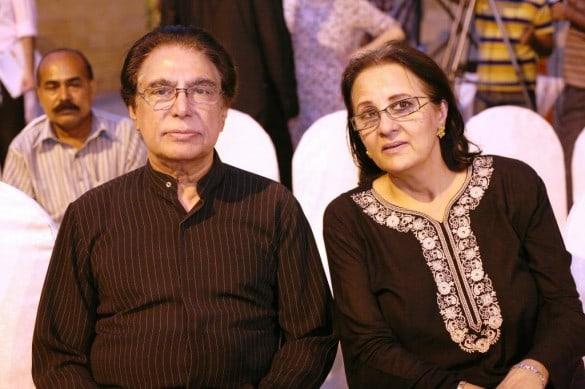 The kazmi family for Roohi bano husband name