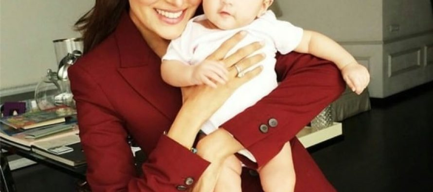 """I Am Loving Every Single Moment Of Motherhood"" – Mehreen Syed"