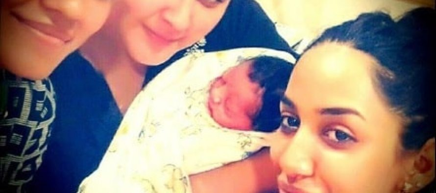 Mathira Has Been Blessed With A Baby Boy
