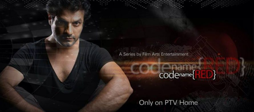 Code name Red, a drama series by PTV Home