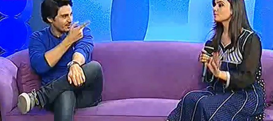 Ahsan Khan In trouble In A Live Show