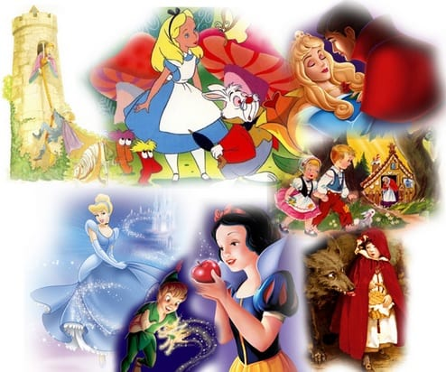 Summary -> List Of Famous Fairy Tale Characters List Of What