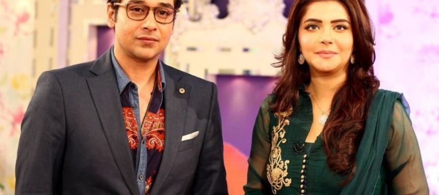 Faysal Qureshi Switches Places!
