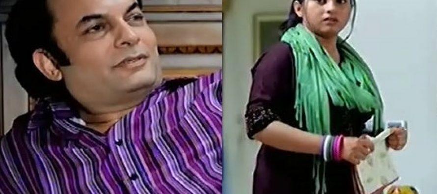 Bold scene on Aplus Drama Jaanam