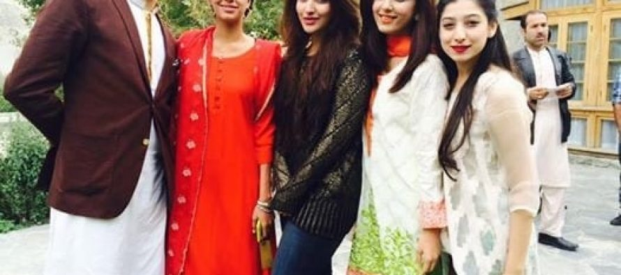 Shooting Continues for Diyar-e-Dil!