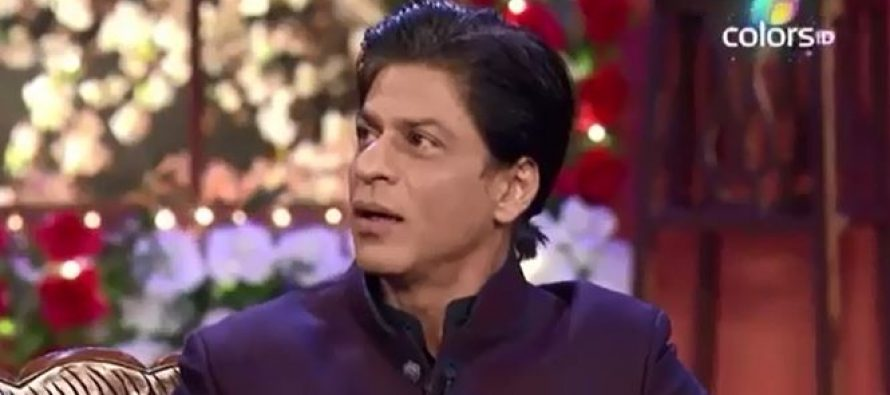 Shahrukh Khan Got Seriously Angry on Comedians and then?