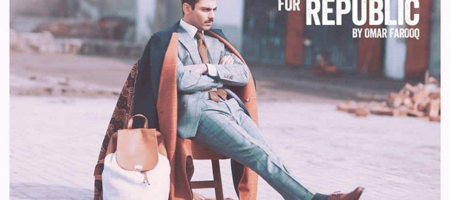 Fawad Khan's new look