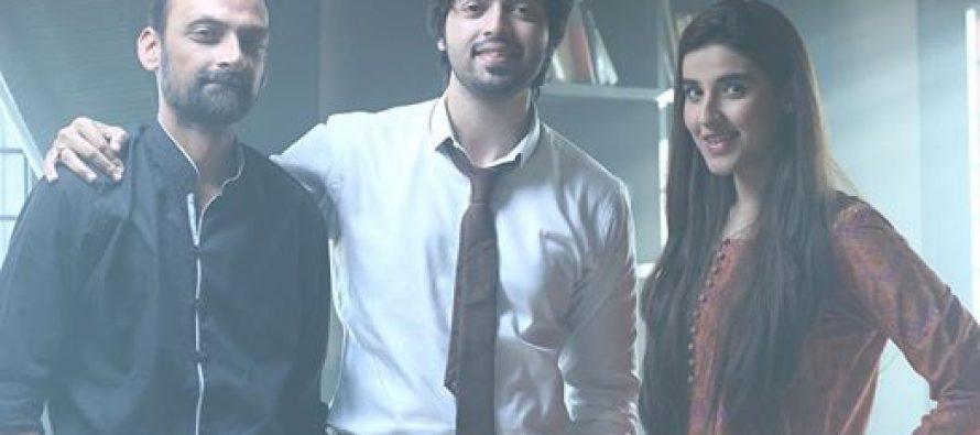 Fahad Mustafa comeback in dramas
