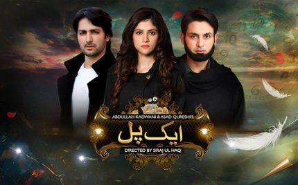 Aik Pal – starting from 24th Nov of Hum TV