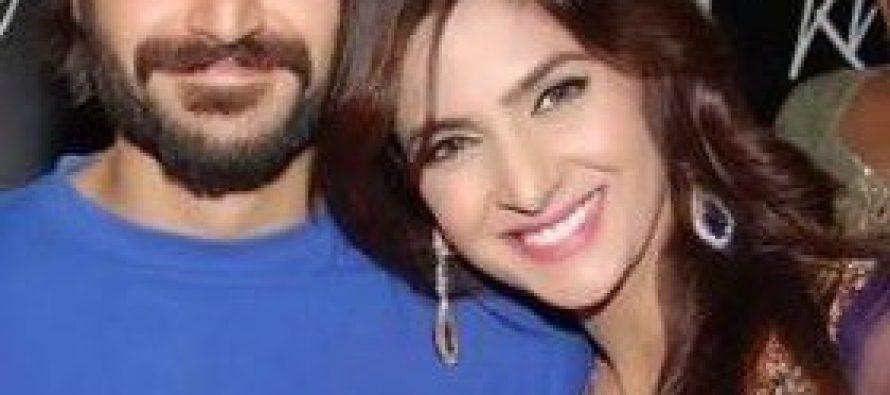 "Saba Qamar Explains Her ""I Love You"" Post on Hamza Abbasi's Page"