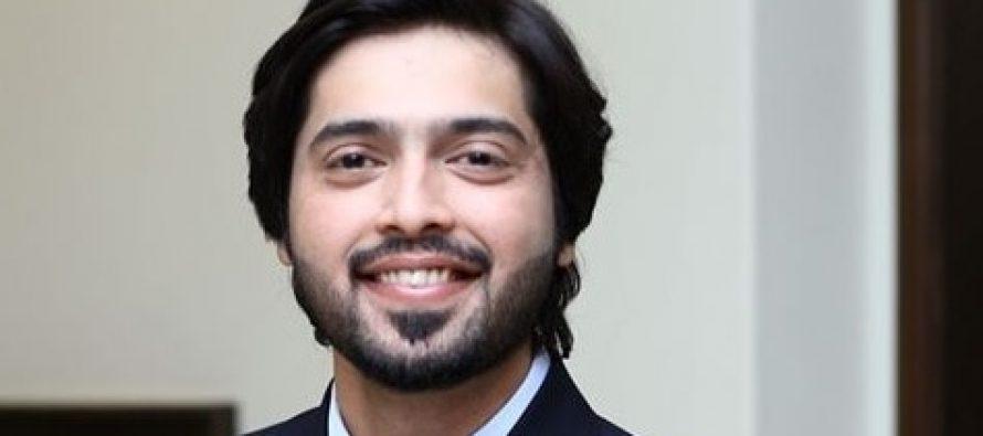 """""""I'm a happy person, I want to do happy movies!"""" – Fahad Mustafa"""
