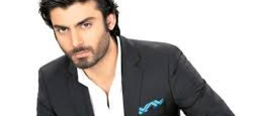 Fawad Khan in an indian commercial
