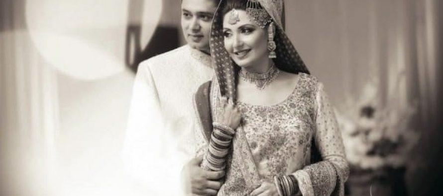 Maheen Rizvi Wedding Pictures