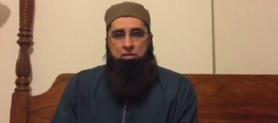 Junaid Jamshed facing charges under blasphemy act