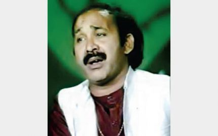 Mansoor Malangi passed away