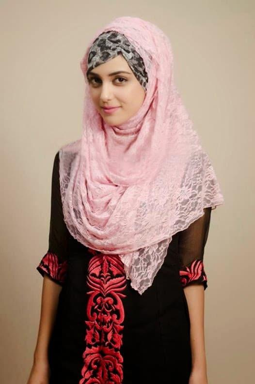 Maya Ali Latest Hijab Beautiful Pictures 4