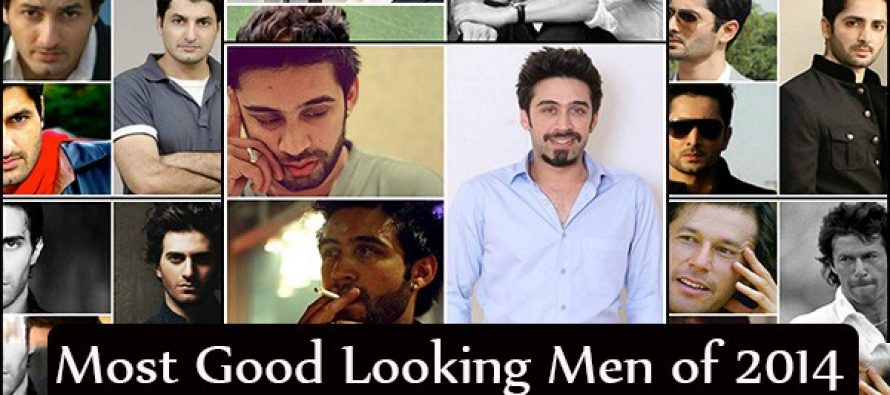 The Most Good Looking Men Of 2014