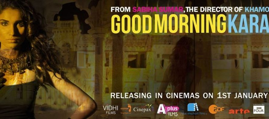 Good Morning Karachi, first film of 2015