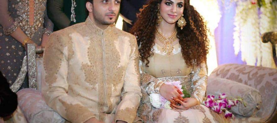 Ainnie Khalid marries Saad Ahmed Khan