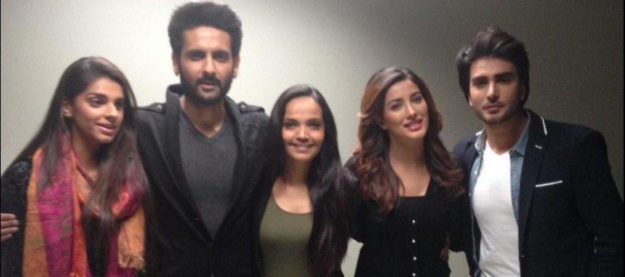 Pakistani Stars Unite For A Noble Cause