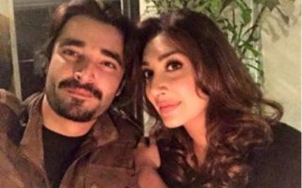 Hamza Ali Abbasi And Ayesha Khan – More Than Friends?