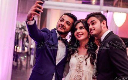 Mahnoor Baloch's Daughter's Wedding Pictures