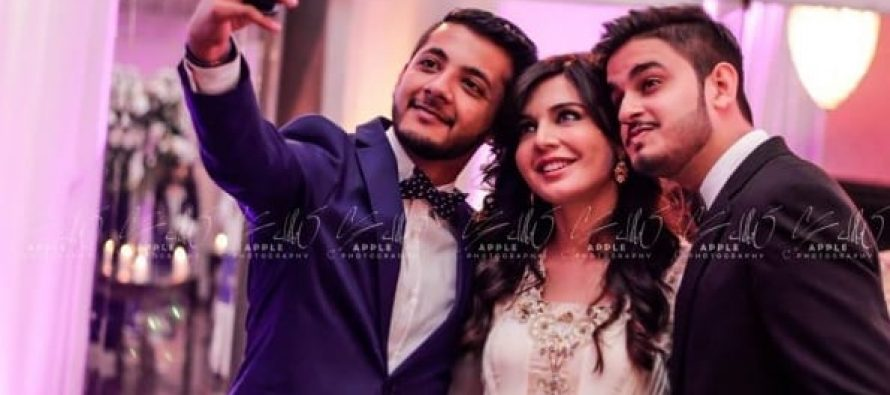 Mahnoor Baloch's Daughter's Wedding Pictures