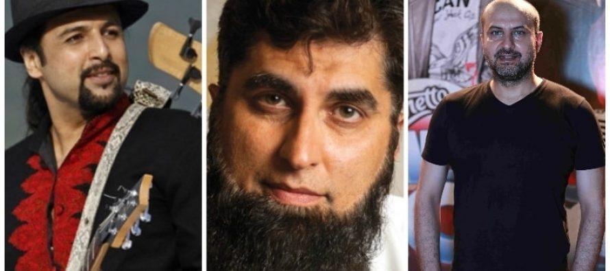 Shoaib Mansoor, Junoon and Vital Signs unite for 'Chaand Sitaara'