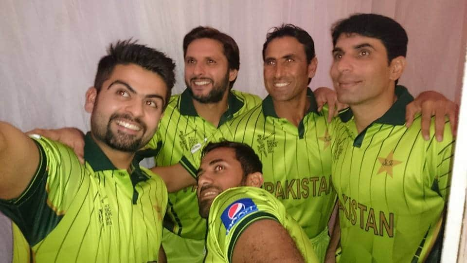 Launch-of-Pakistan-World-Cup-kit-2015-trouser-t-shirt-and-Cap-81