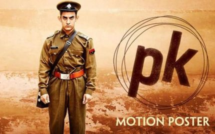 Indian film PK flying high at Pakistani box office