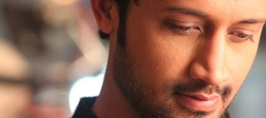 Jeena Jeena, Atif Aslam's new song for a Bollywood movie