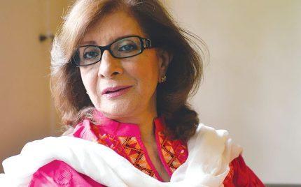 Sultana Siddiqi talks about upcoming film Bin Roye