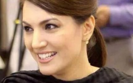 """""""Imran Khan is a very different person in real life"""" – Reham Khan"""