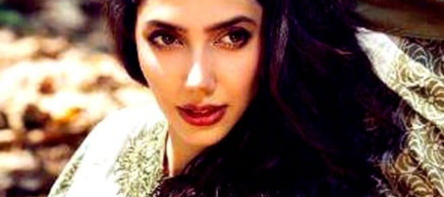 Mahira Khan talks about Raees