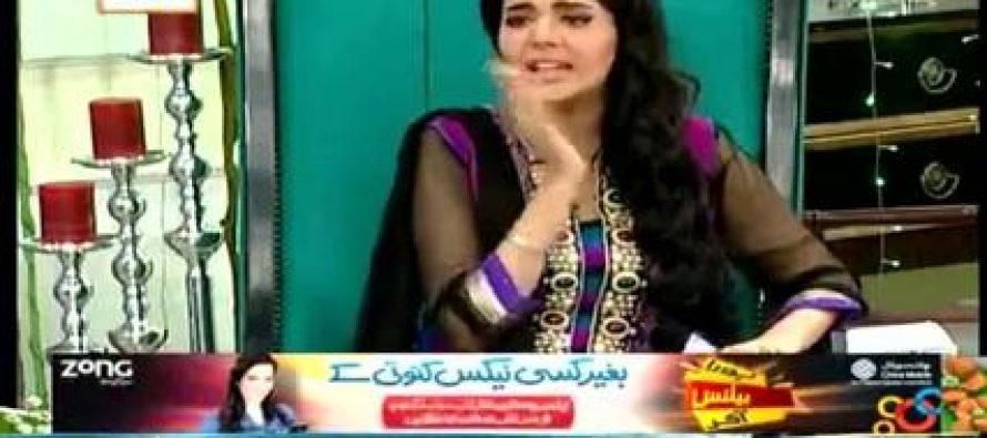 Nida Yasir Explains What Causes Bad-Luck?