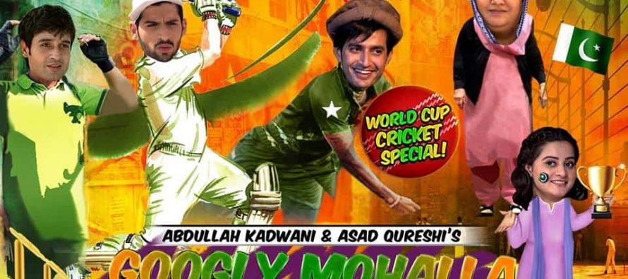 Googly Mohalla (گگلی محلہ), World Cup Special Play