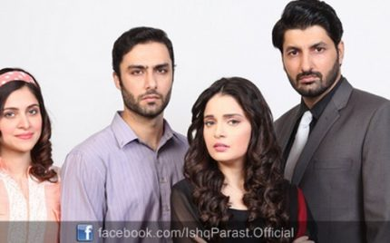 Ishq Parast- Episode 9