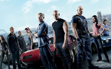 Furious 7, flying high at box office