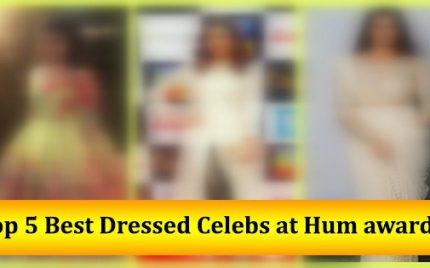 5 Best Dressed Celebrities At 3rd HUM Awards