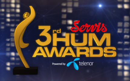 3rd Servis Hum Awards to be aired in May
